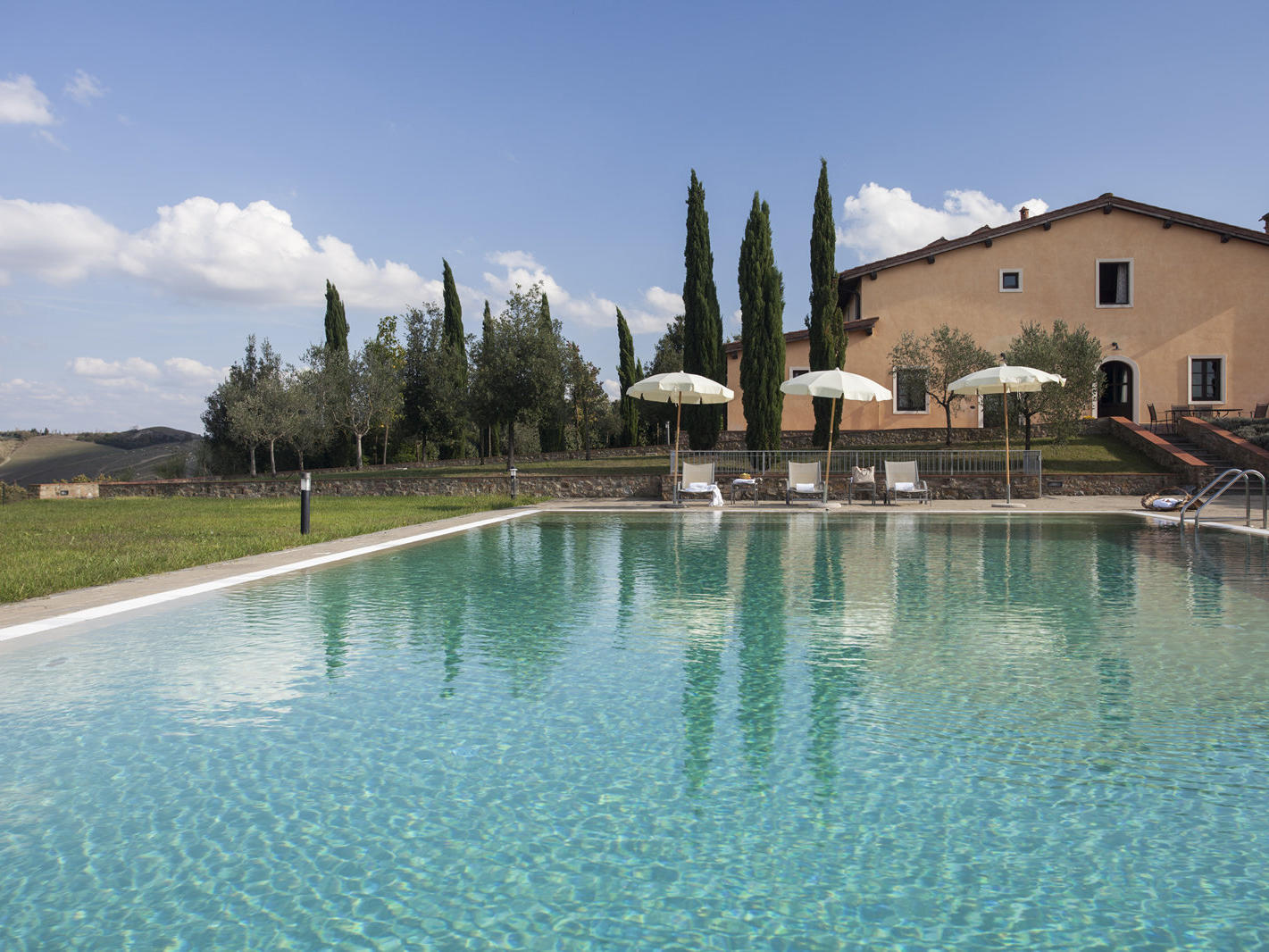 Pool | Fattoria Santo Stefano