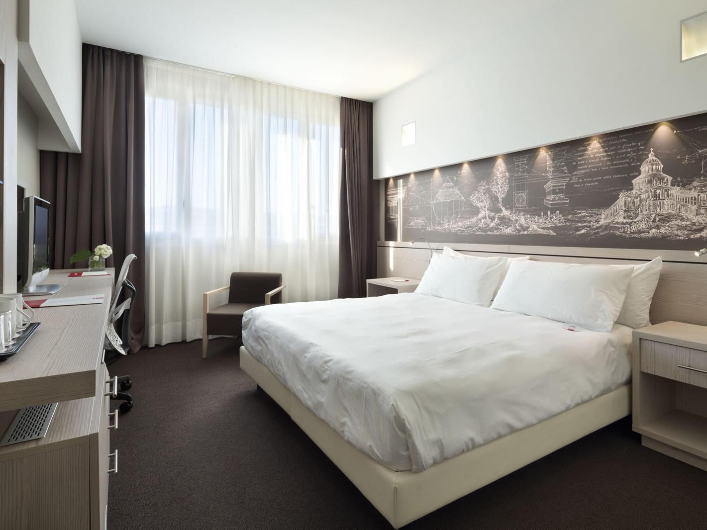 Superior Room | Congress Hotel Bologna San Lazzaro
