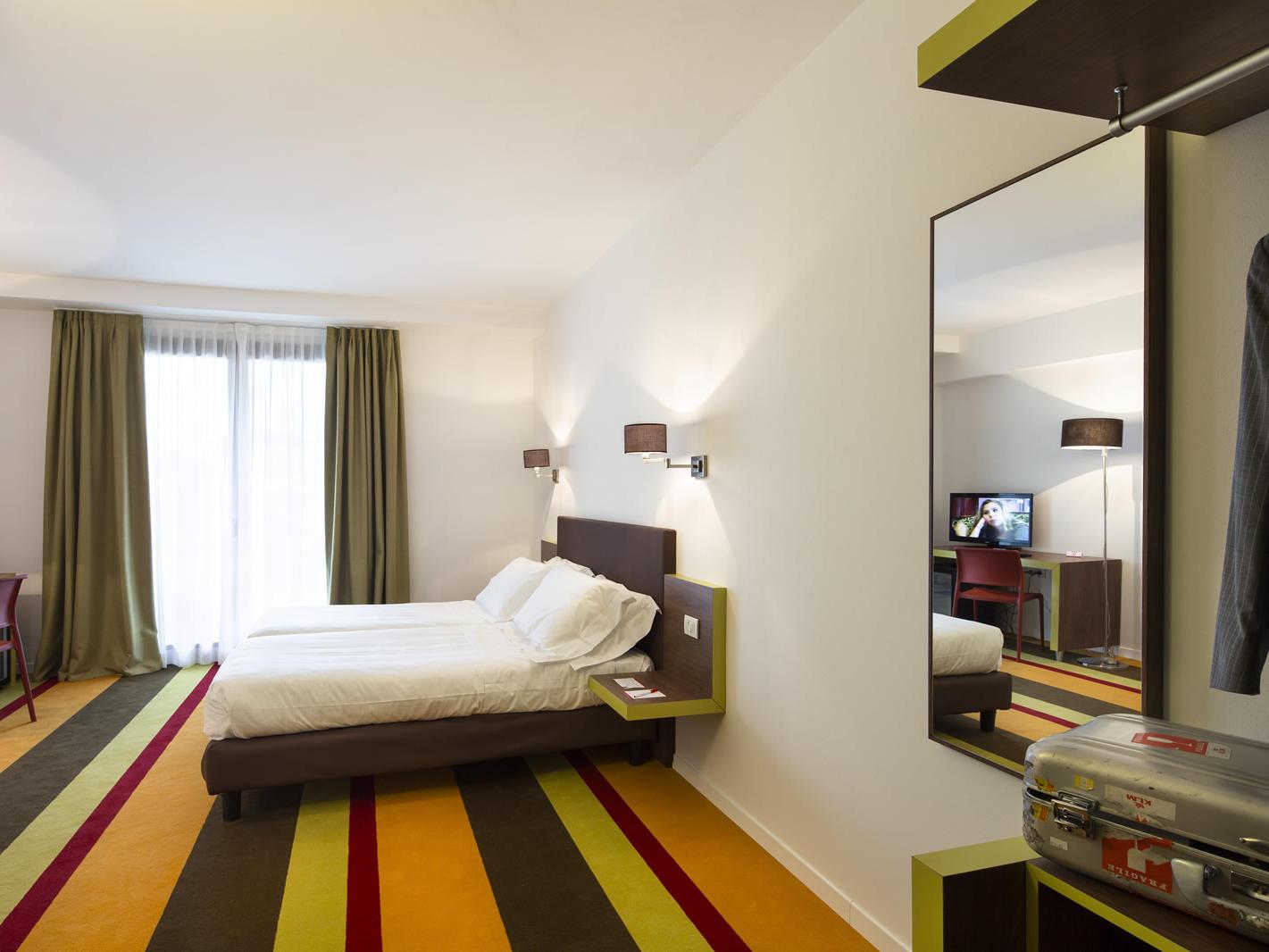 Classic Room | Hotel Fabro