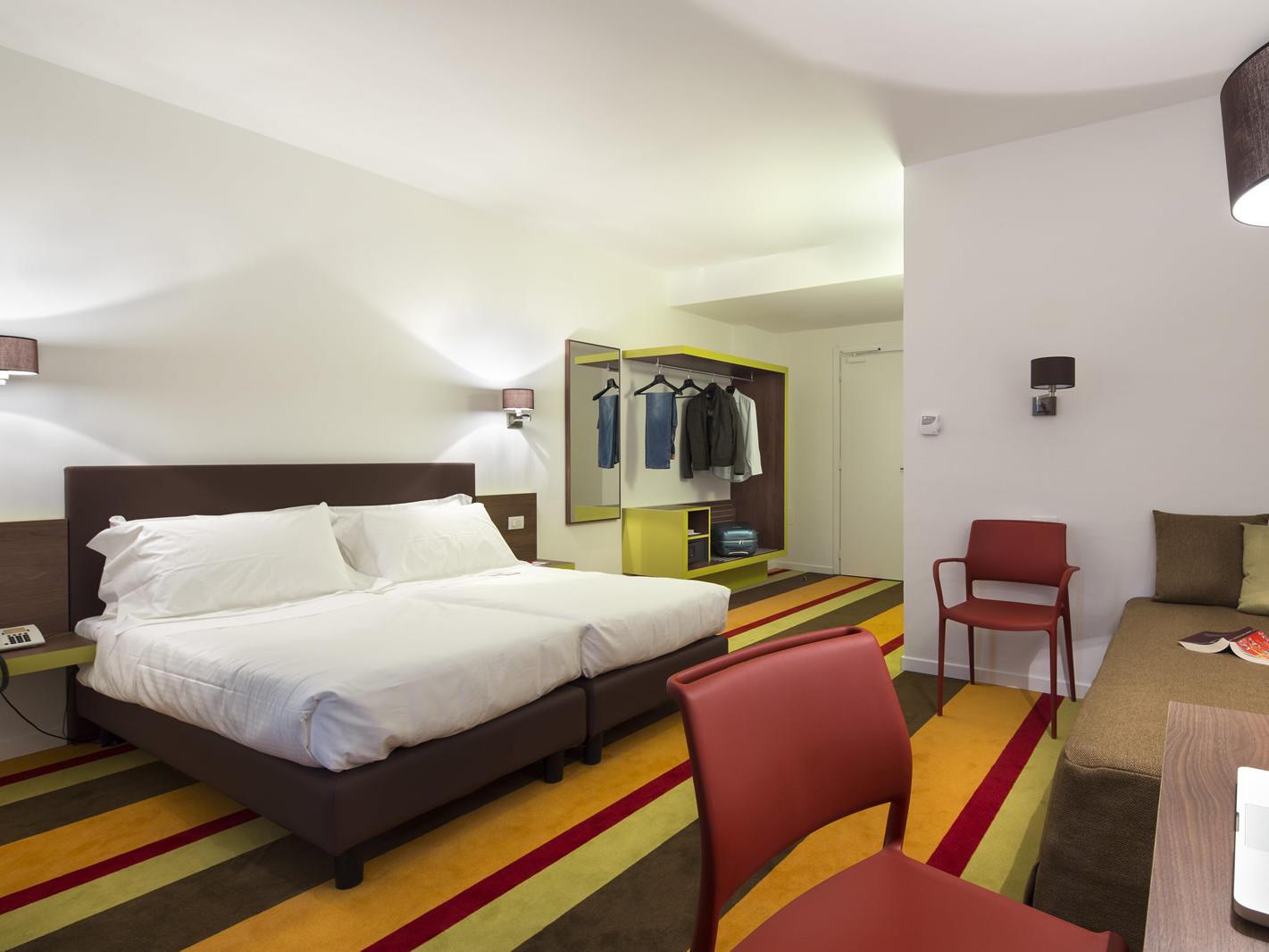 Superior Room | Hotel Fabro