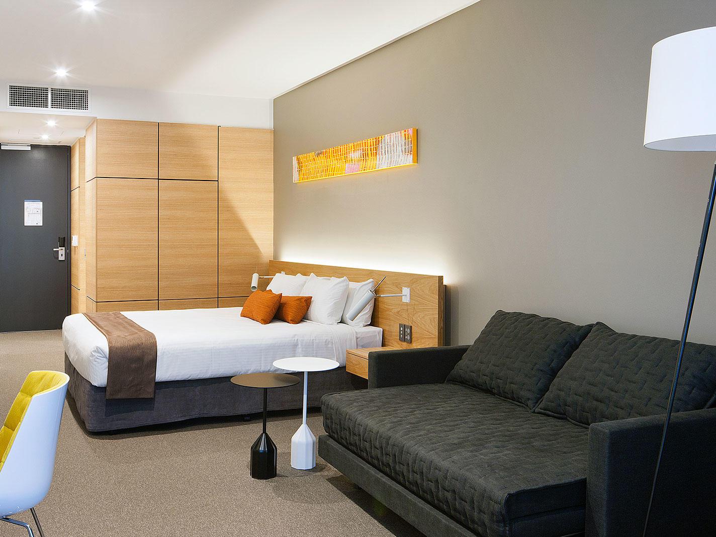 Family Suite at Jasper Hotel Melbourne