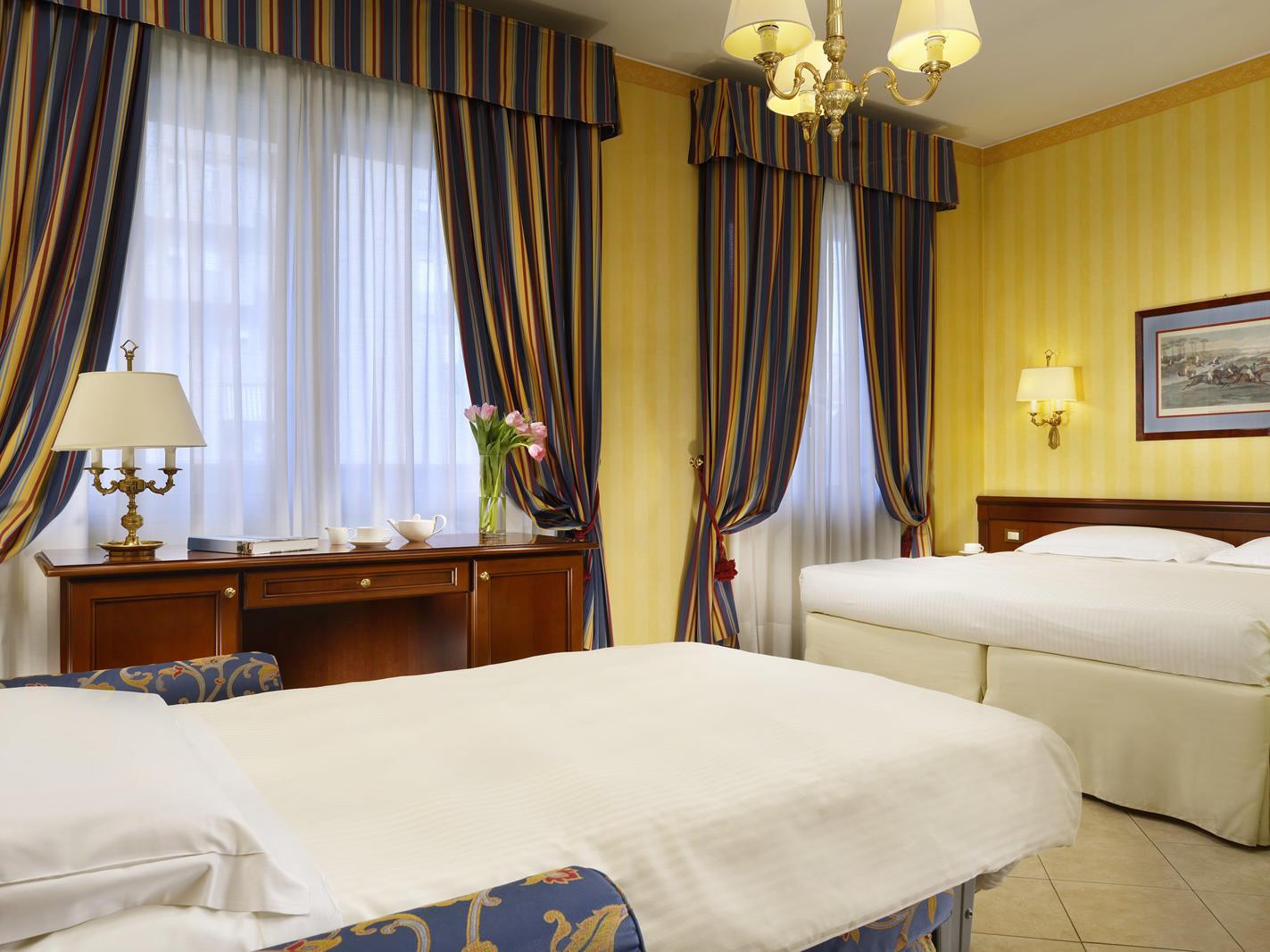 Family Room | Linea Uno Hotel & Residence Milano