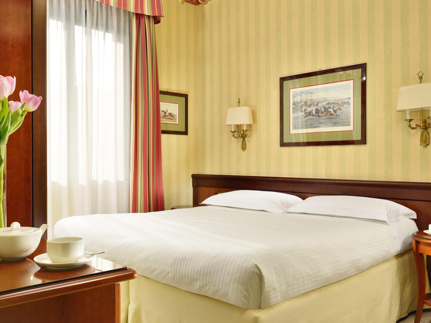 Superior Room | Linea Uno Hotel & Residence Milano