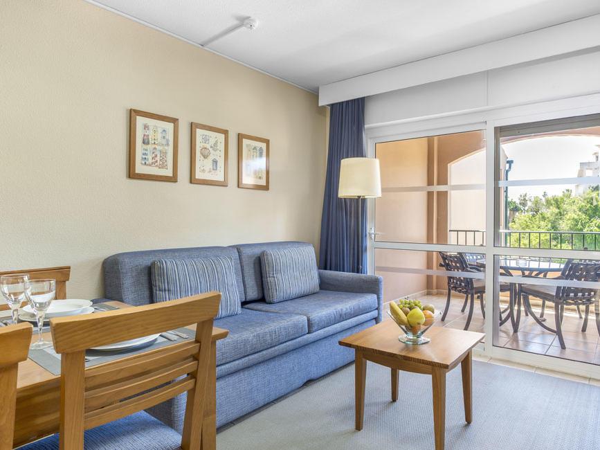 Apartamento de 1 habitación de Los Amigos Beach Club, Málaga