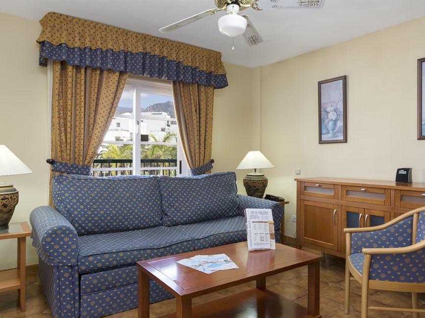 Apartamento de 1 habitación de Sunset Harbour Club, Tenerife
