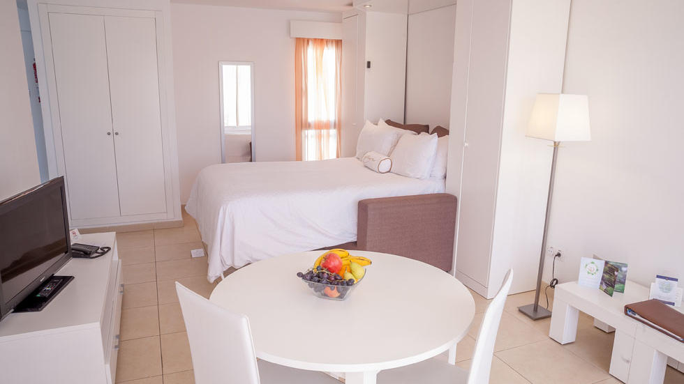 Estudio de Sunset Bay Club, Tenerife