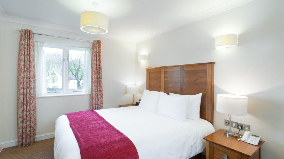 One Bedroom Apartment 3 Bed at Woodford Bridge Country Club