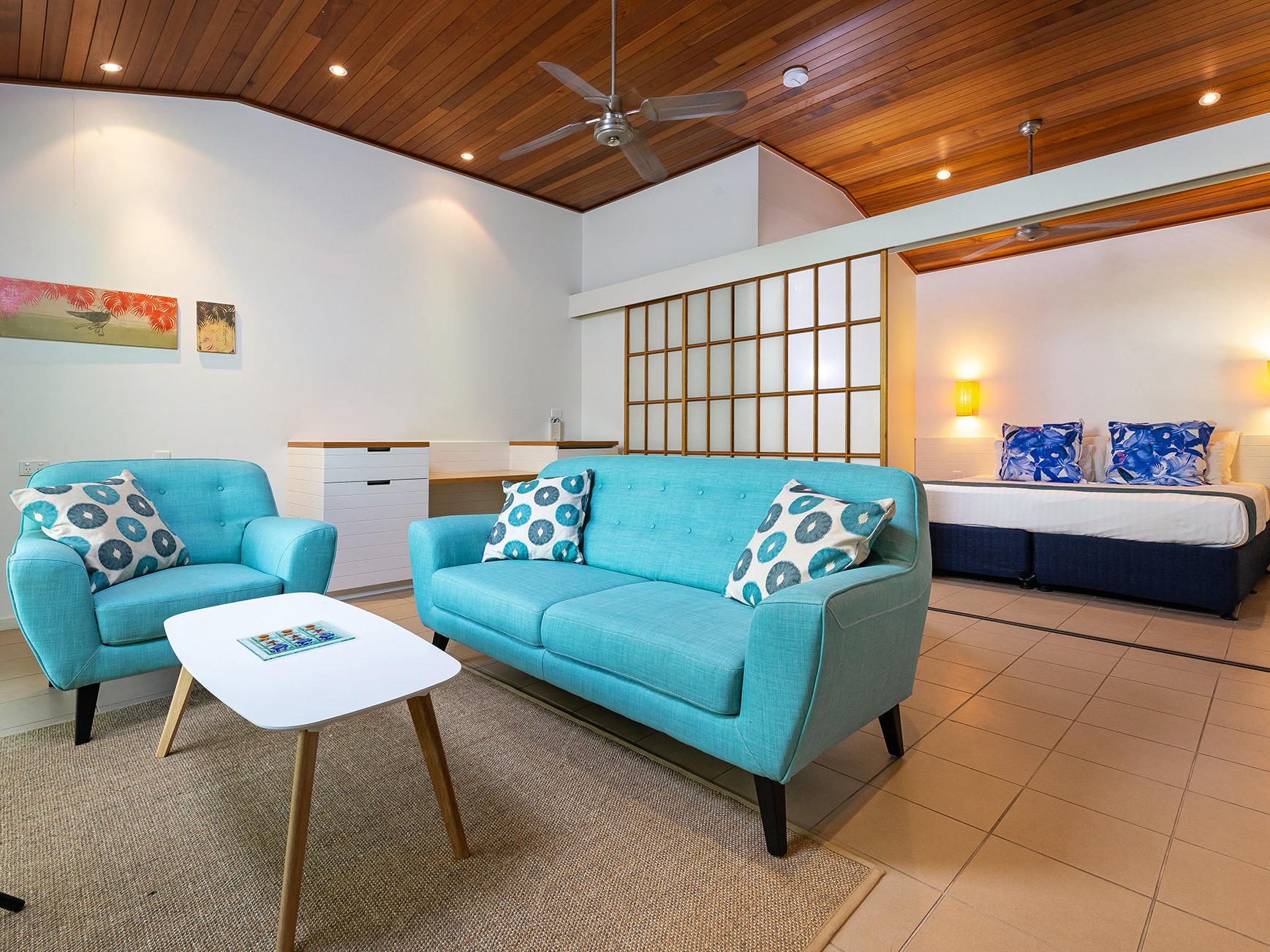 Wistari Suite at Heron Island Resort in Queensland, Australia