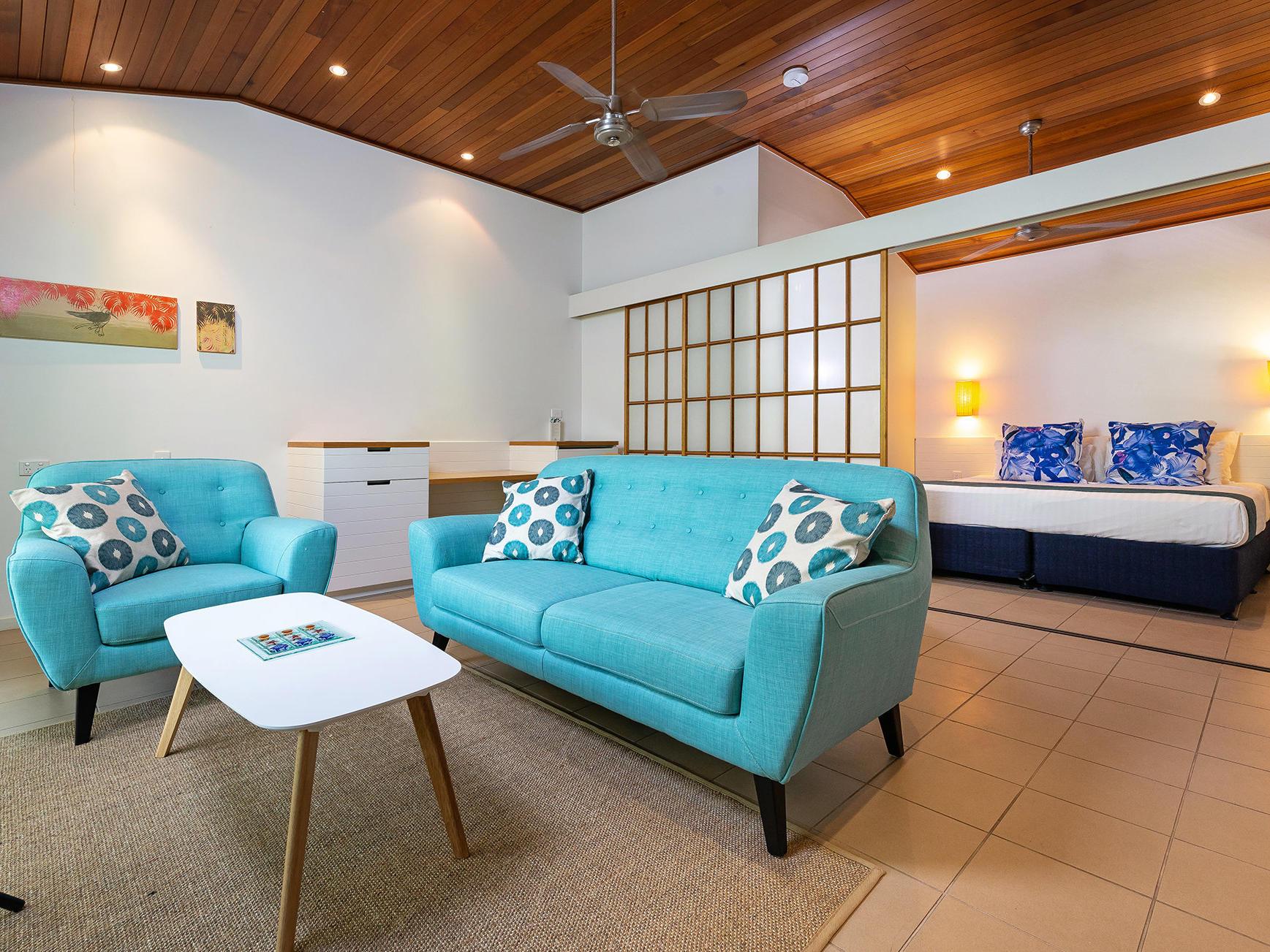 Wistari Suite at Heron Island Resort in Queensland, Australia