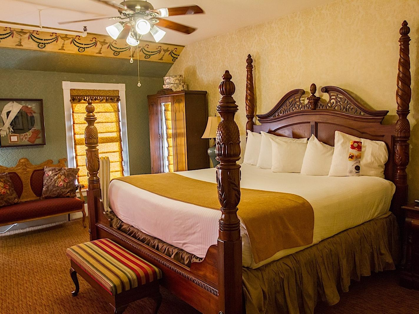 Molly Brown Suite Hotel Colorado Glenwood Springs