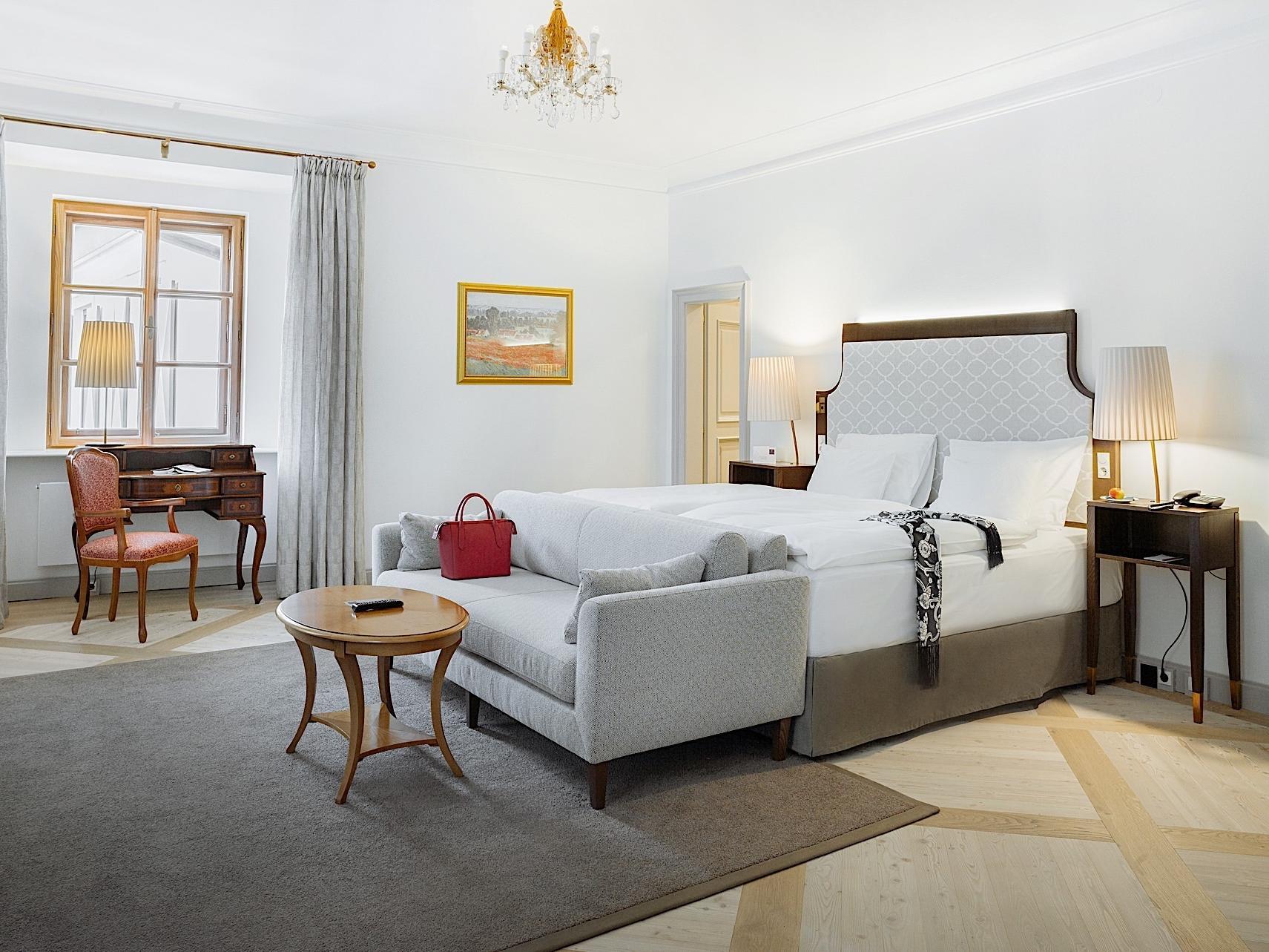 Junior Suite at Romantik Hotel Schloss Pichlarn