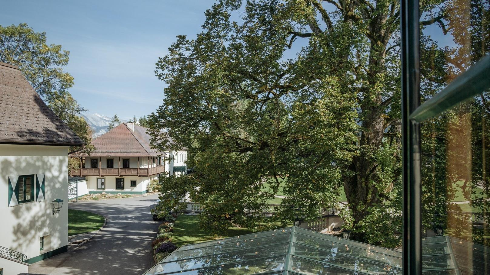 Traditional Suite im Schloss Pichlarn