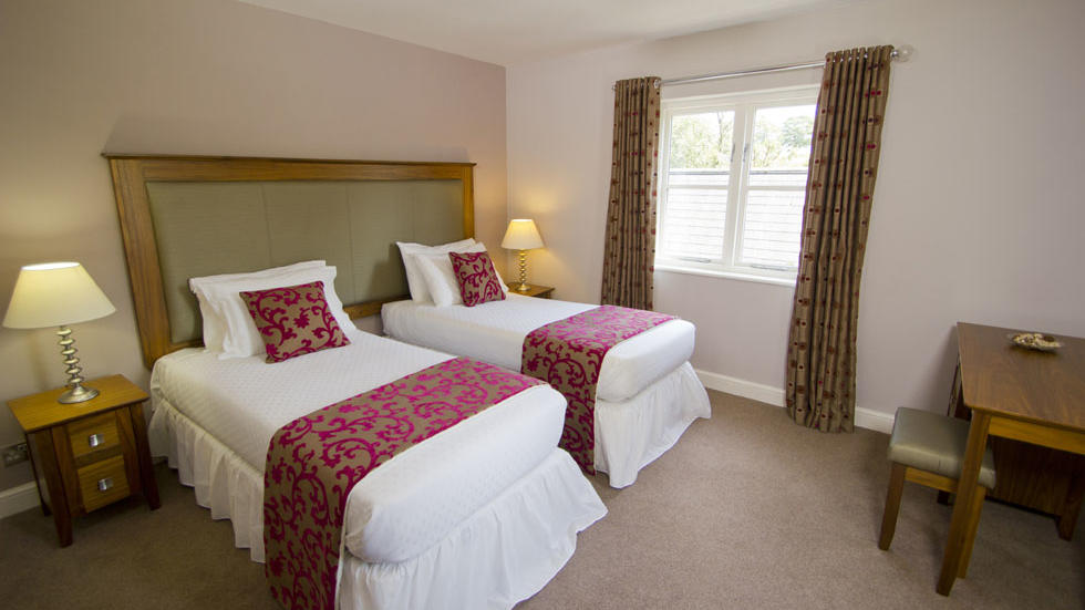 Two Bedroom House Bed at Woodford Bridge Country Club