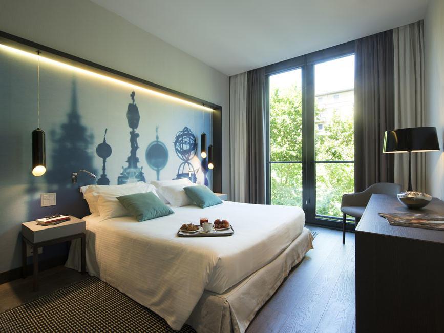 Luxury Suite, Torino