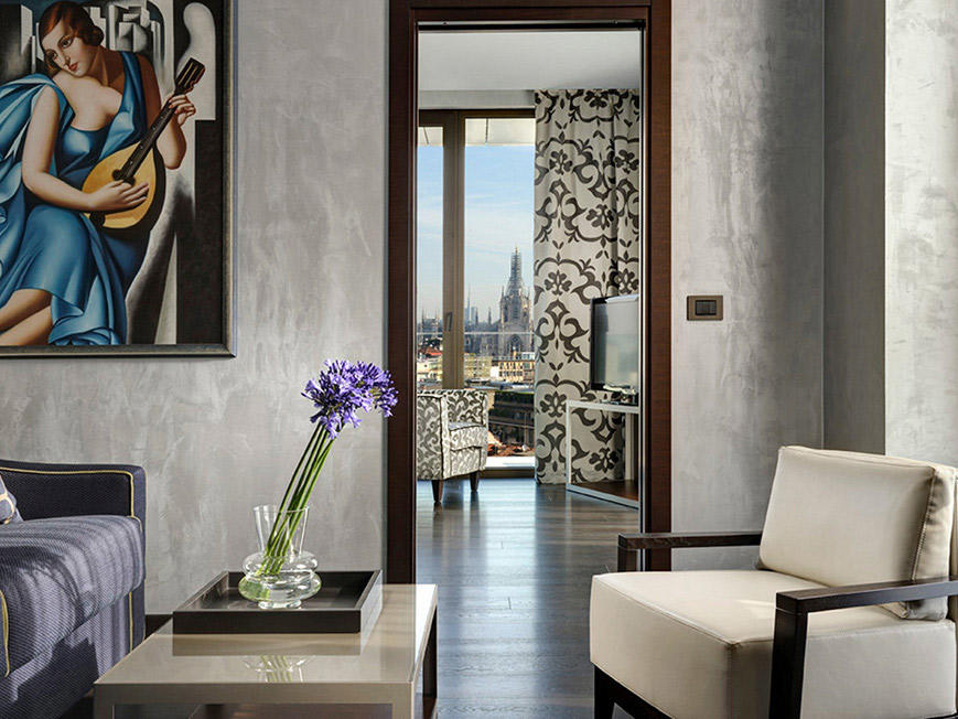 Executive Suite at Uptown Palace in Milan