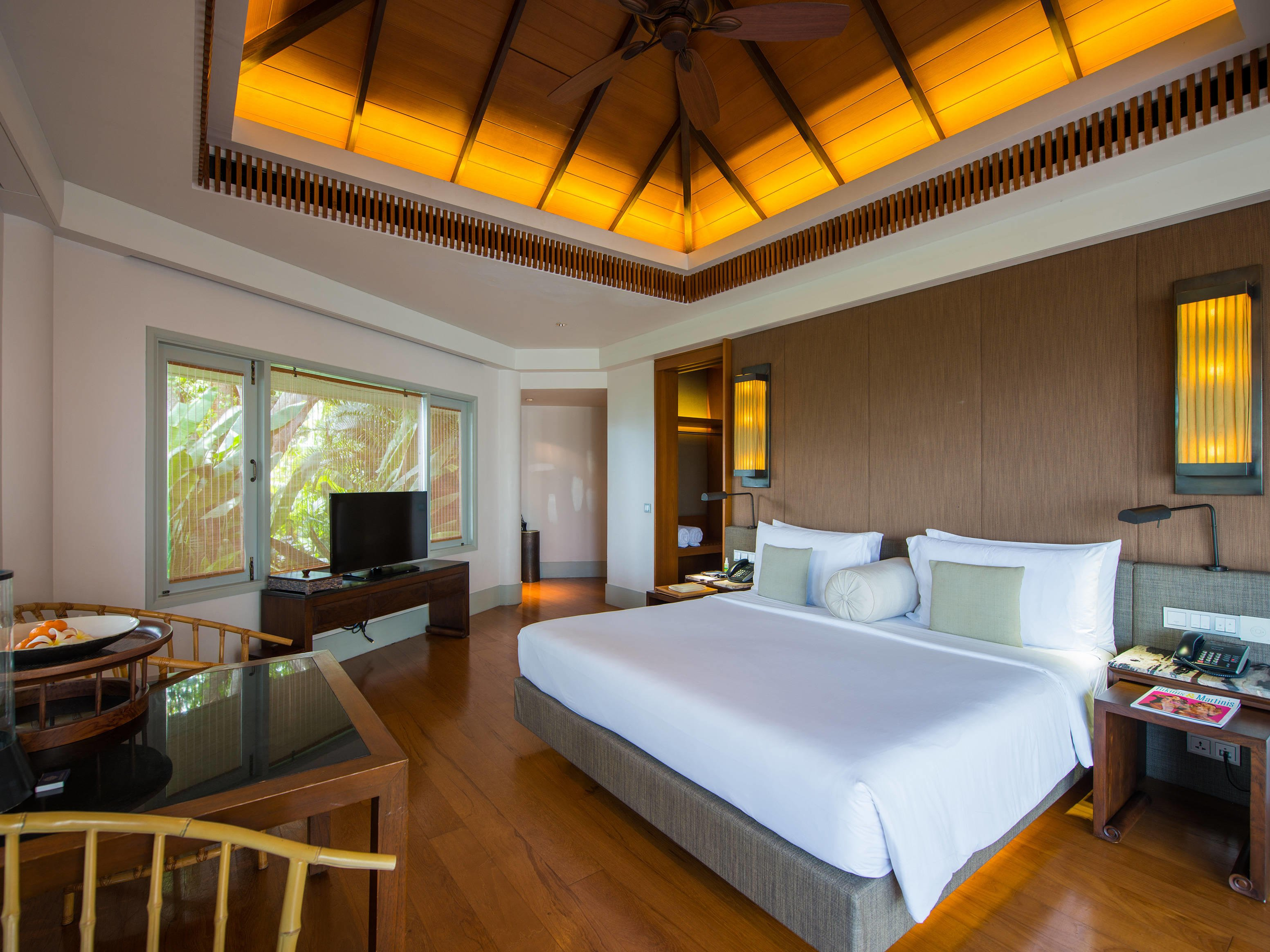 Amatara Wellness Resort - Pool Pavilion bedroom