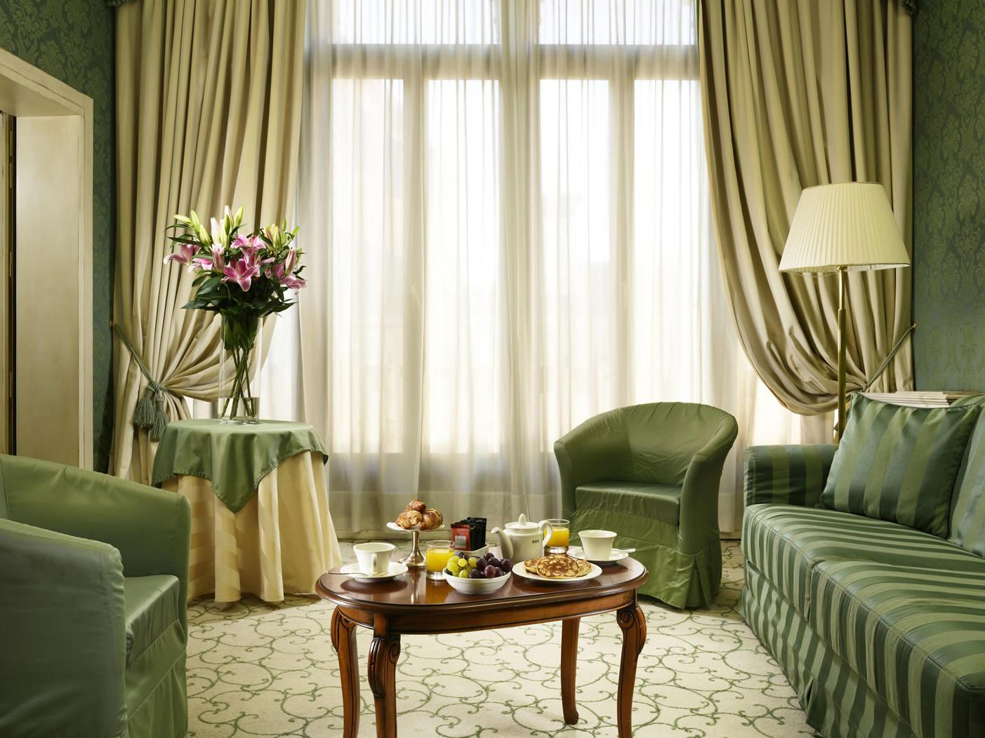 Suite - Living | Maison Venezia
