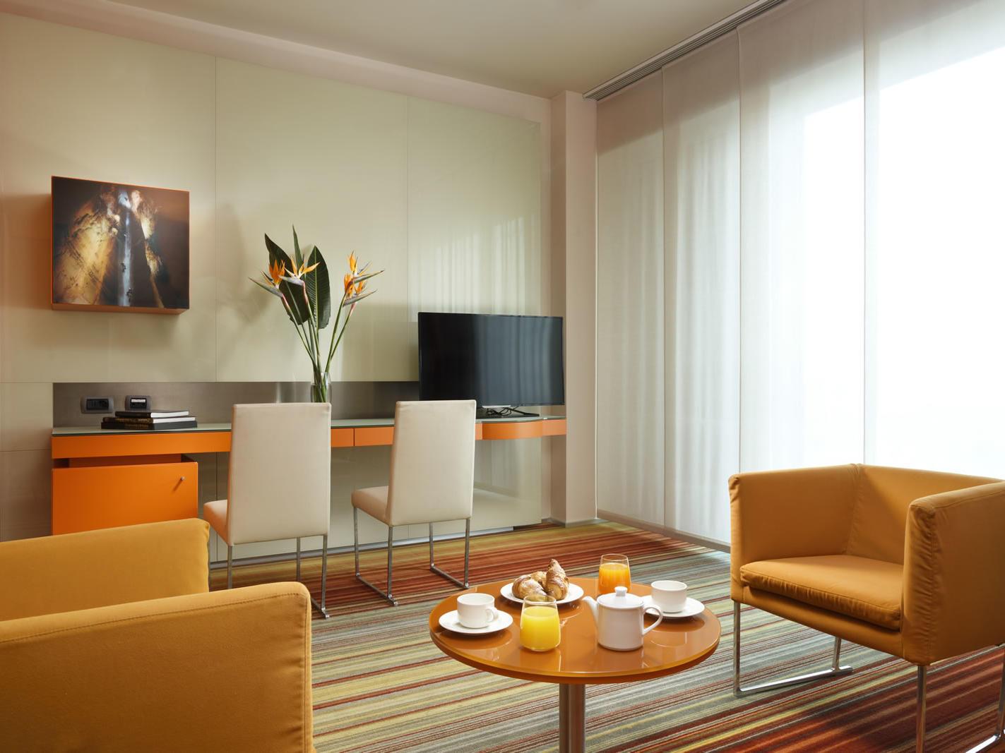 Suite - Living | Bologna Centro