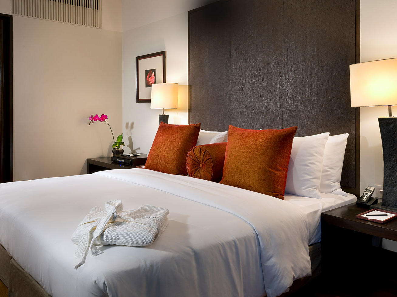 Interior of The Saujana Hotel KL's Premium Room