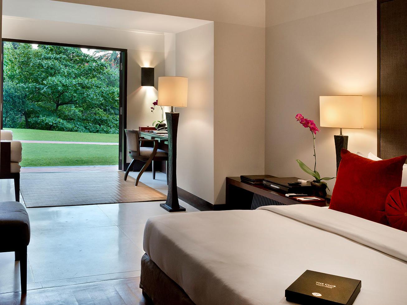 Interior of The Saujana Hotel KL's Terrace Room