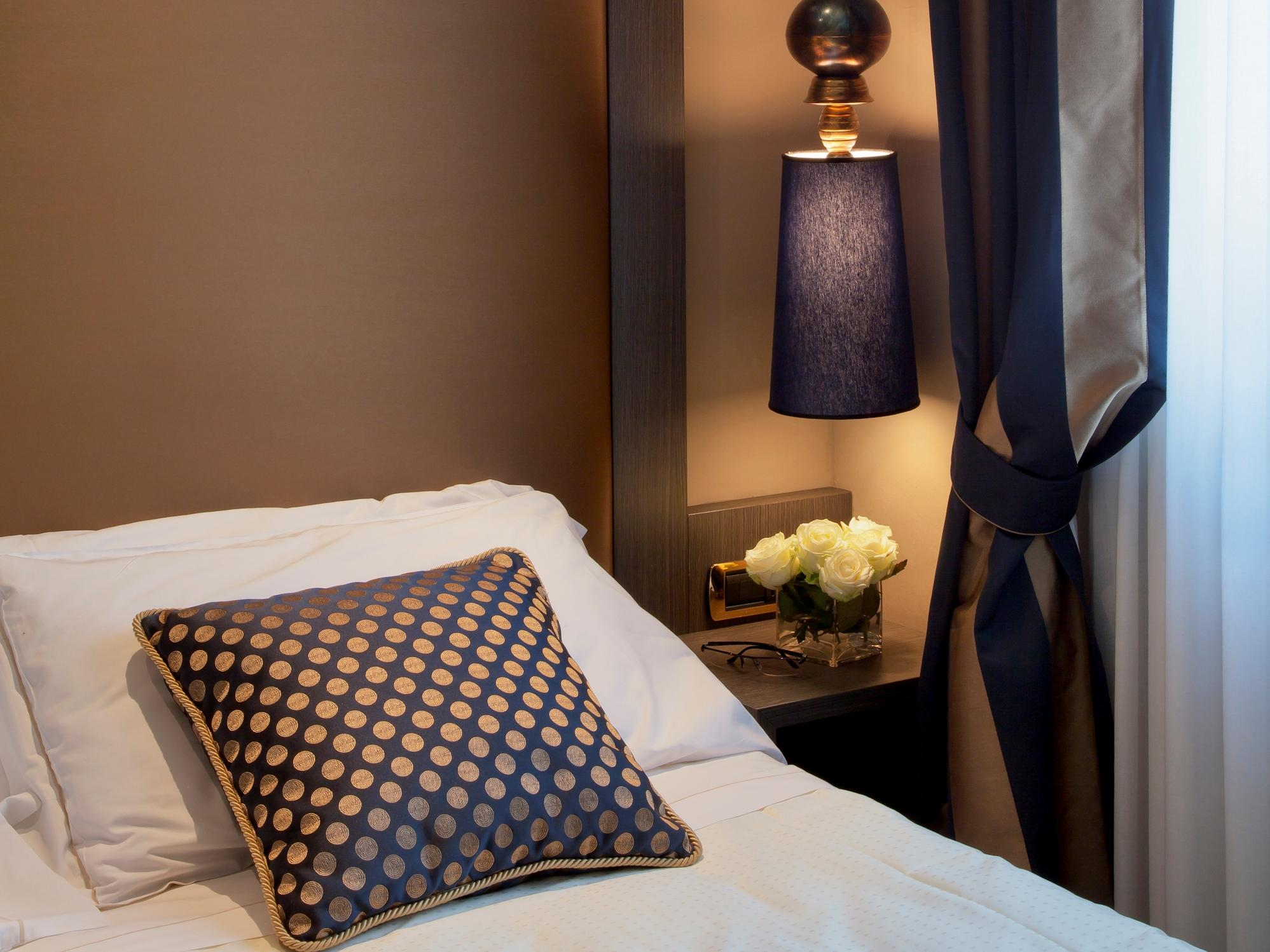 Superior Double Room with Single Use at Hotel Mozart in Milan