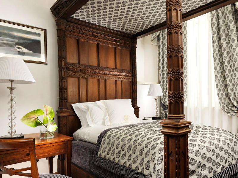 Single Room at Castello dal Pozzo in Oleggio Castello, Italy