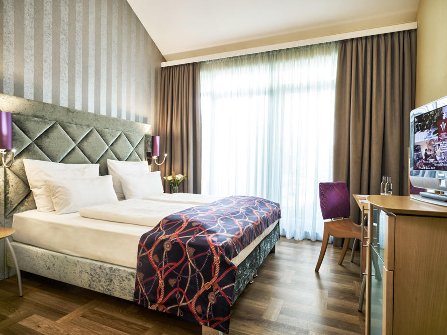 Superior Double Room at Classic Hotel Harmonie in Cologne