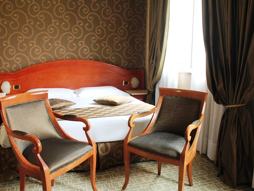 Classic Double Room at Hotel Mozart in Milan