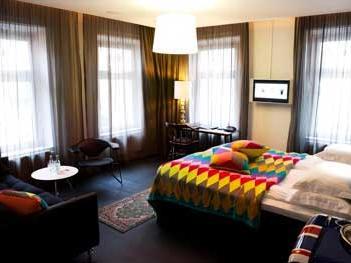 Extra Large Room at Hotel Flora in Gothenburg, Sweden