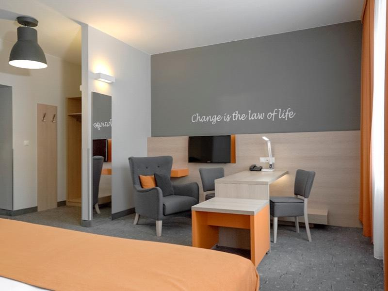 Double Sandard Room at Hotel MDM Warsaw
