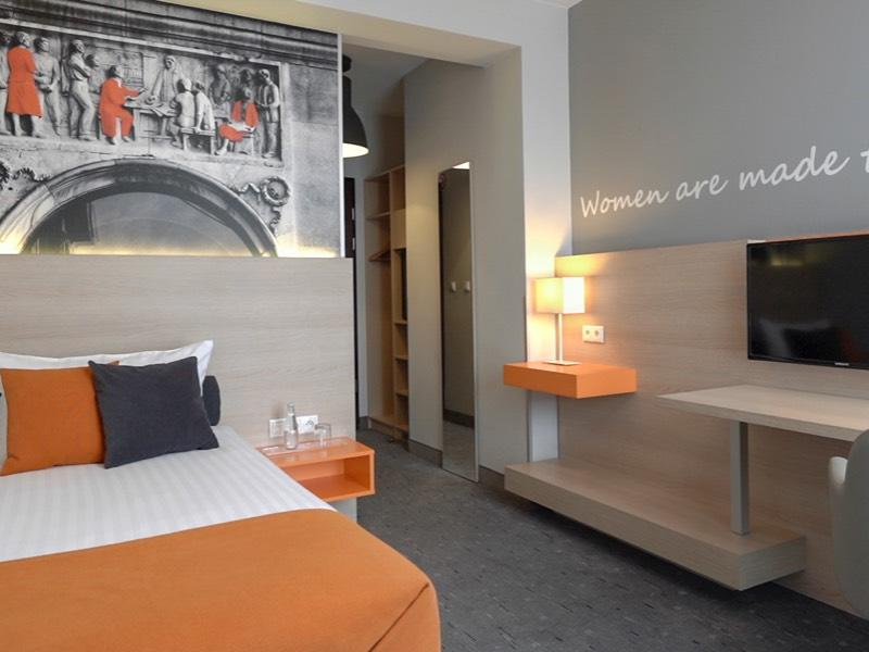 Single Standard Room at Hotel MDM Warsaw