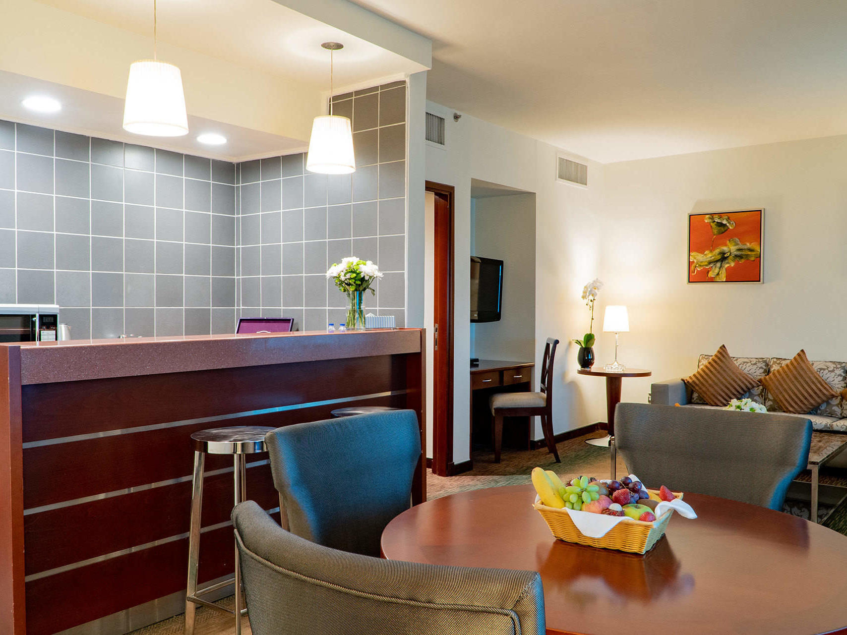 Executive Deluxe suite 2