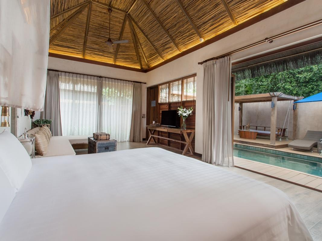 Pool Villa at U Hotels and Resorts