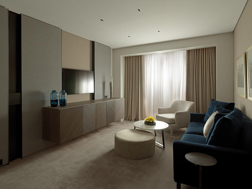 Acropolis View Suite at NJV Athens Plaza Hotel