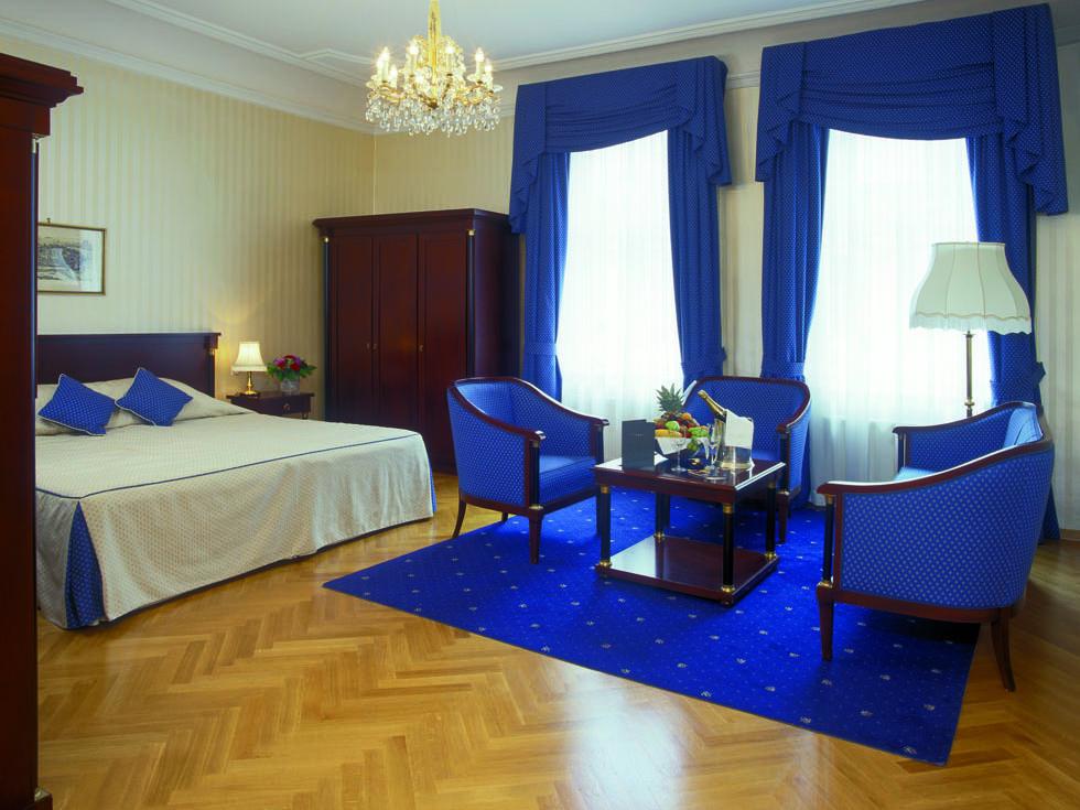 Vienna Classic Room at Ambassador Vienna Hotel