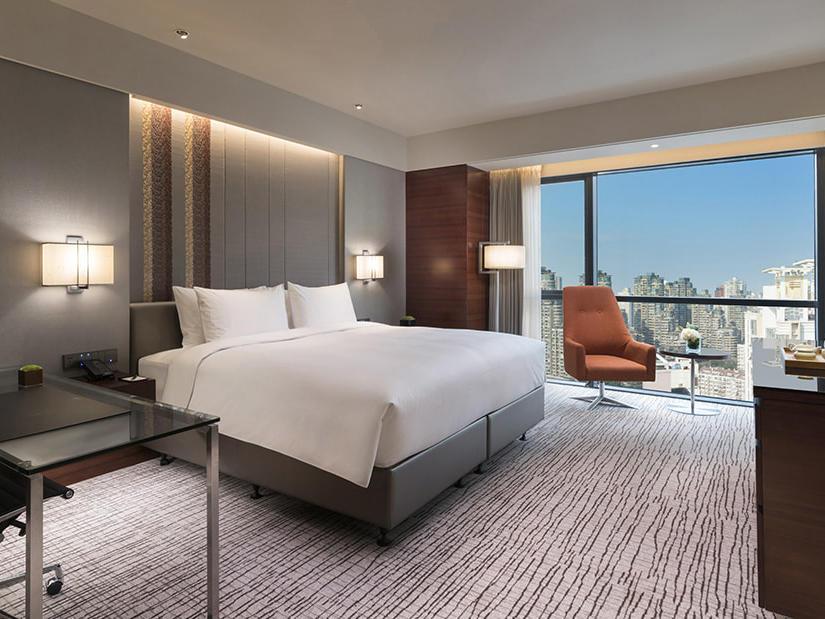 Amara Signature Shanghai_Club Premium Room