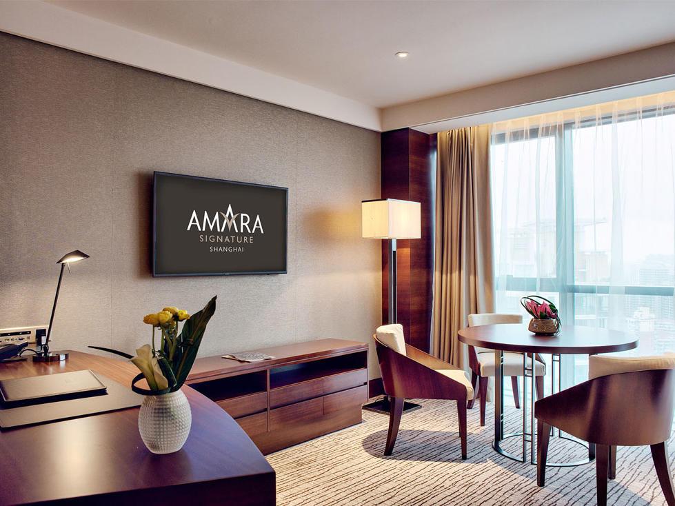 Amara Signature Shanghai_Amara Deluxe Suite