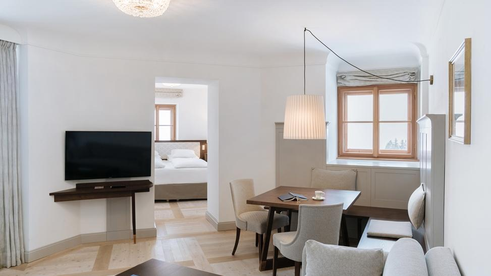 Junior Suite im Schloss Pichlarn