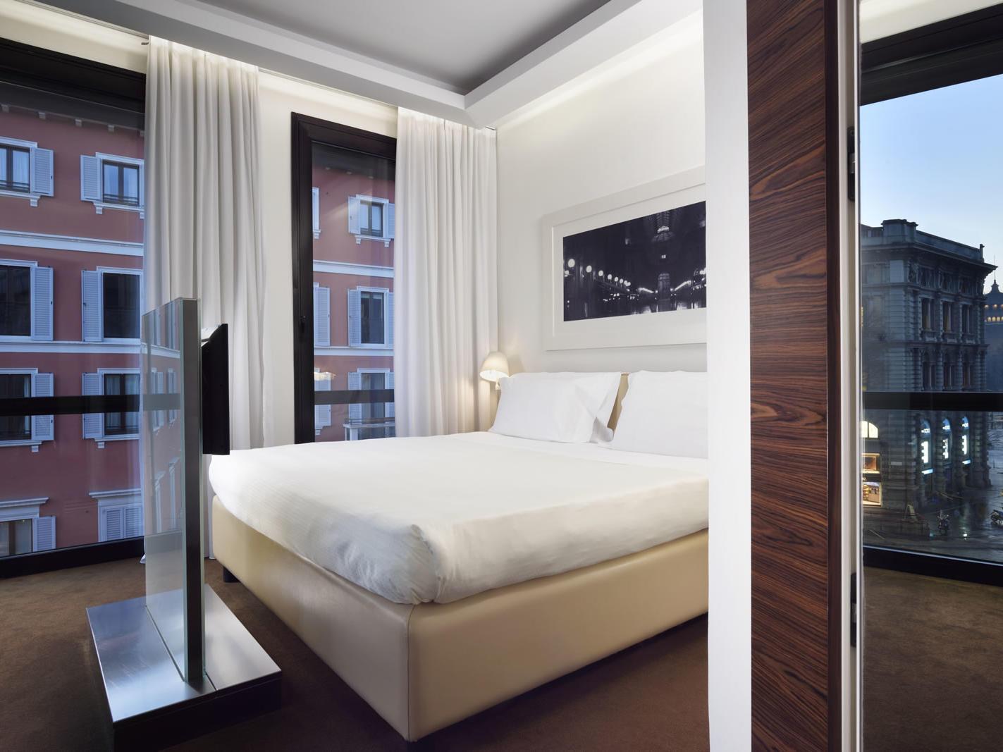 Suite | UNAHOTELS Cusani Milano