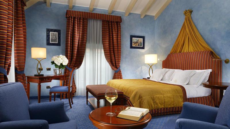 Suite at Castello dal Pozzo in Oleggio Castello, Italy