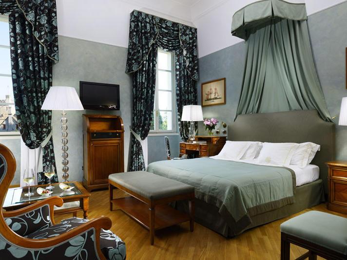 Junior Suite at Castello dal Pozzo in Oleggio Castello, Italy