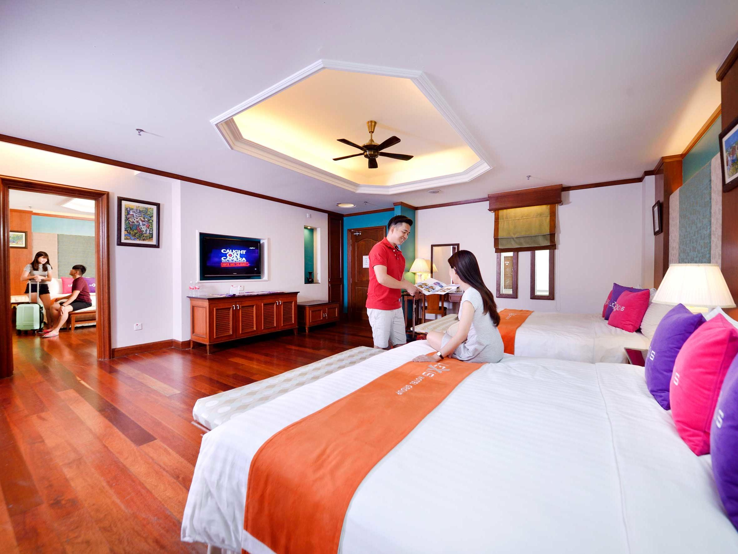 Grand Lexis® Port Dickson | Top Port Dickson Hotel with