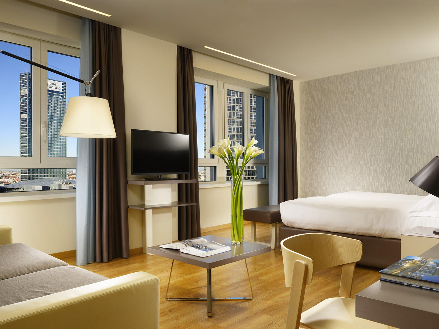 Junior Suite | UNAHOTELS Century Milano