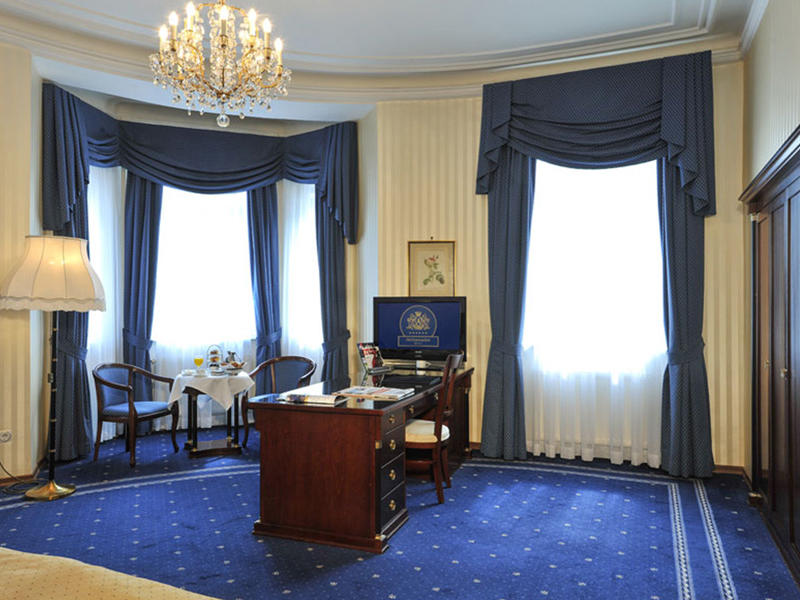 Business Class Room at Ambassador Vienna Hotel