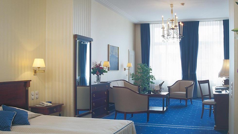 Business Class Room at Ambassador Vienna Hotel
