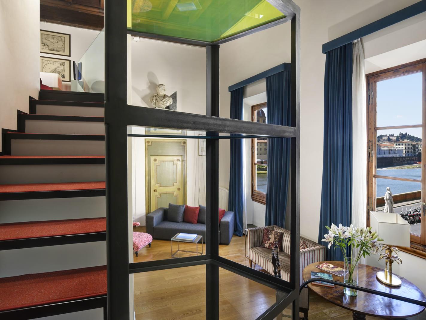 Rinieri | Leone Blu Suites