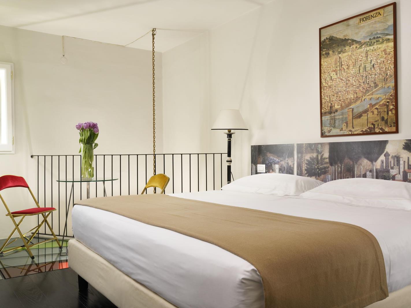 Giovan Battista | Leone Blu Suites