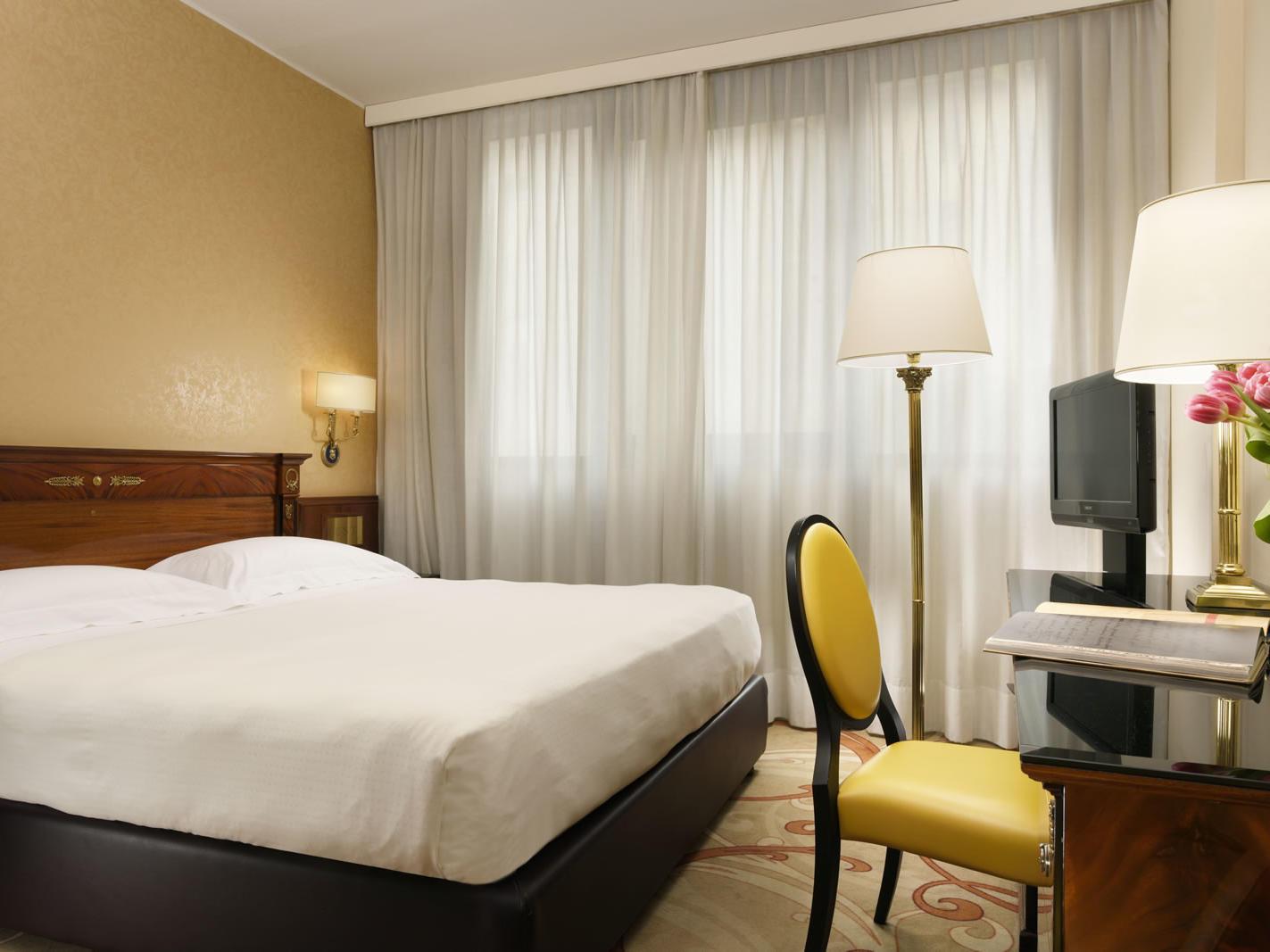 Classic Double Room | Scandinavia Milano
