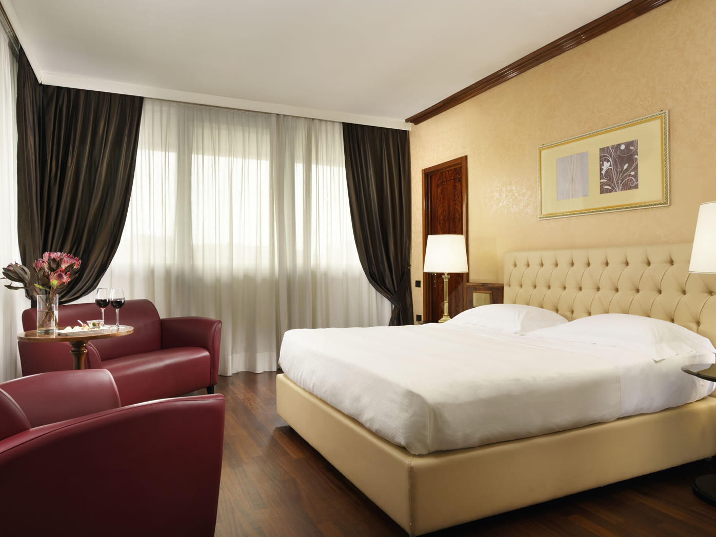 Executive Double Room | Scandinavia Milano