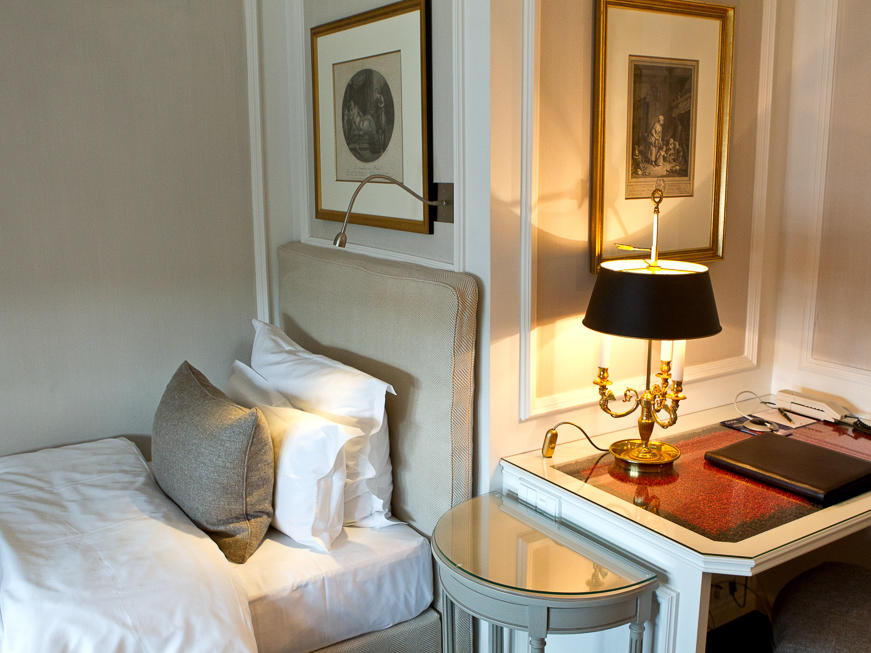 Classic Single Room at Hotel München Palace